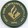 Kampioenschappen 1996, Midden West Brabant
