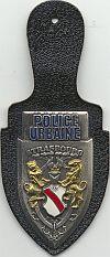 Stadspolitie Straatsburg