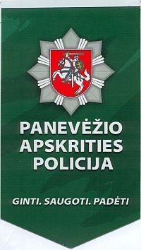 Nationale politie, vaantje gemeentepolitie Paneverzio