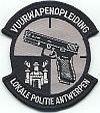 Antwerpen, vuurwapenopleiding