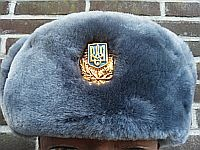 Nationale politie, bontmuts, vanaf 1990