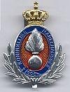 Petembleem lager personeel, sinds 1 mei 1996