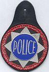 Nationale politie, borstembleem