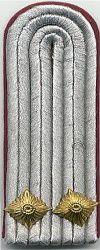 Brandweer, 1960 - 1989, 2e luitenant