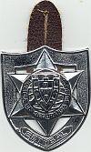 Nationale politie Setubal, borstbrevet lager personeel