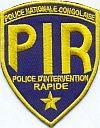 Nationale politie, interventie eenheid