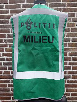 Politie Groningen, milieu