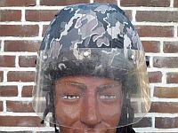 Russische Federatie, na 1991, mobiele eenheid, helm SPHERE,
