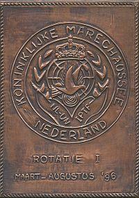 Nederland / Verenigde Naties, Internationale Politie Trainingsgroep, rotatie 1, maart/augustus 1996