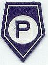 Kraagspiegel Preventie politie, 1990 - 1995