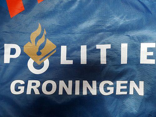 Vlag regiopolitie Groningen
