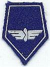 Kraagspiegel Spoorwegpolitie, 1990 - 1995