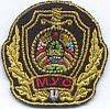 Nationale politie, petembleem, stof