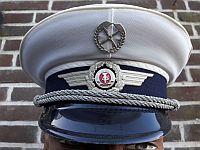 Volkspolitie, luchtvaartpolitie, officieren, 1980 - 1989