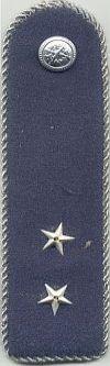 Militia, korporaal, 1949 - 1989
