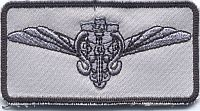 Nationale politie, borstembleem, eenheid onbekend