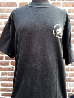 T. shirt Arrestatieteam Rotterdam - Rijnmond