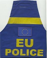 EU police, armband