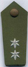 West Duitsland, hoofdinspecteur