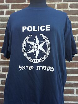 T. shirt Nationale politie