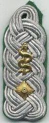 Medische dienst, 1961 - 1989, adjudant