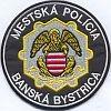 Nationale politie Banska Bystrica