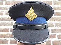 Herenpet, adspirant t/m brigadier