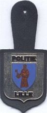 Gemeentepolitie, borsthanger Lille