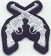 Scherpschutter pistool