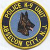 Absecon city K9