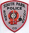 South Park bomb squad