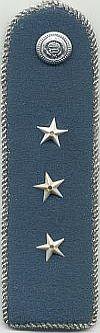 Militia, 1e korporaal, 1949 - 1989