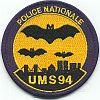 Arrestatieteam  UMS 94