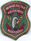 Brigade militaire politie, verkeersafdeling
