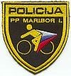 Nationale politie, fietspatrouille Maribor