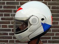 Motorhelm, type onbekend