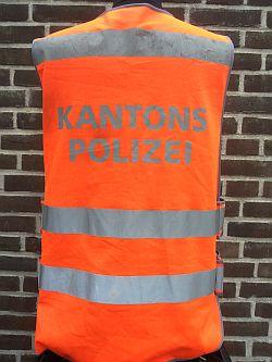 Kantonspolitie Aargau, verkeersvest