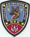 Antwerpen, K9