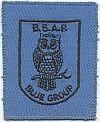 Nationale politie, mobiele eenheid, blauwe groep