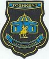 Nationale politie, verkeersafdeling Toshkent