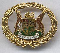 Adjudant rangonderscheiding 1965-1995