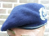 Nationale politie, baret