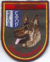 Duitsland, SFOR, hondengeleider