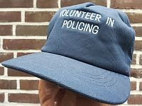 Politie vrijwilliger