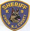 Union county K9