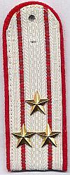 Nationale politie, kolonel, alleen voor ceremoniele diensten