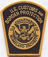 Douane en grenspolitie
