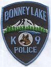 Bonney Lake, K9
