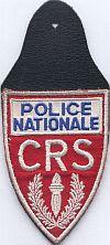 Veiligheidstroepen Republiek Frankrijk, borstembleem