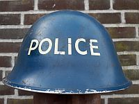 Oproerpolitie, jaren 50